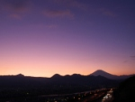 午前4時の景色