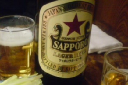 ラベルの記憶(サッポロビール)